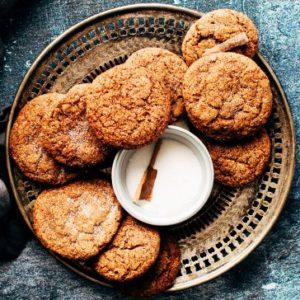 Pereci s čokomelom (čajni keksići – cookies)