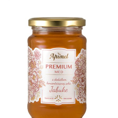 Premium jabuka med