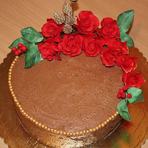 Čokomel - Apimel torta