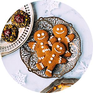 Gingerbread čovječuljci