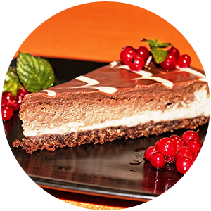 Snickers torta bez pečenja