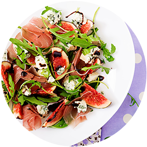 ljetna salata s medom
